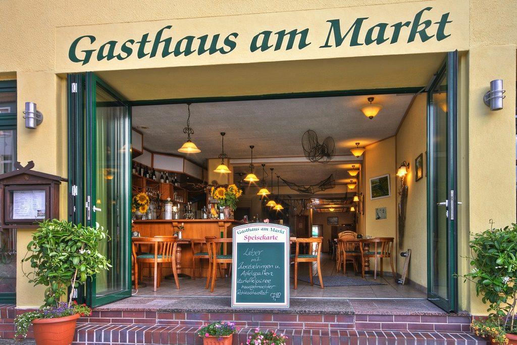 Gasthaus am Markt in Lübben